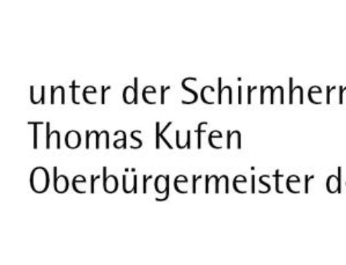 Oberbürgermeister der Stadt Essen übernimmt Schirmherrschaft