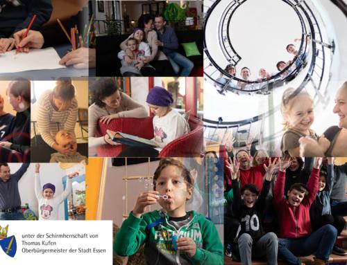 Fototag + Geschenke-Aktion im Ronald McDonald Haus und UK-Essen